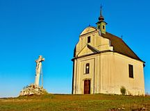 Chapel , Spisske Podhradie , Slovakia Royalty Free Stock Photo