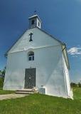Chapel of St. Anna village Glebovichi, Royalty Free Stock Image