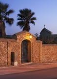 Chapel of St. Anne on Gozo island. Dwejra Bay. Malta Stock Photography