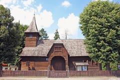 The chapel of St. Barbara Stock Photos
