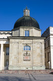 Chapel of St. Casimir. Chapel of St. Casimi. Vilnius Cathedral. Lithuania Royalty Free Stock Photography