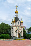 Chapel of St. Catherine Stock Image