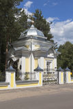 Chapel of St. Gerasimos in of the Vologda city Vologda Royalty Free Stock Photo