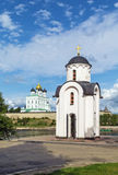 Chapel of St. Olga, Pskov Royalty Free Stock Images