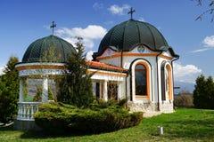 Chapel St. Petka Bunovo village, Bulgaria. royalty free stock image