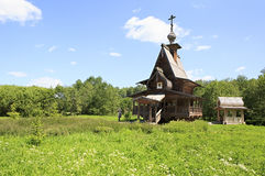Chapel of St. Sergius of Radonezh Royalty Free Stock Photo