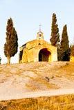 Chapel St. Sixte near Eygalieres Stock Image