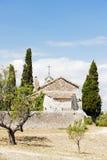 Chapel St. Sixte, Provence Stock Photos