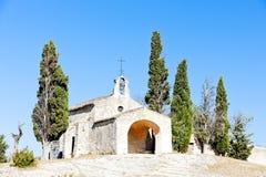 Chapel St. Sixte, Provence Stock Image