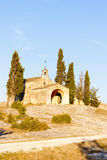 Chapel St. Sixte, Provence Stock Photo