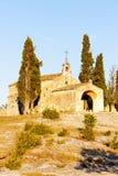 Chapel St. Sixte, Provence Royalty Free Stock Photos