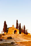 Chapel St. Sixte, Provence Stock Photos