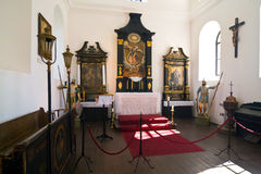 Chapel stock image