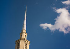 Chapel Steeple Stock Images