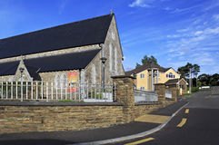 Chapel in the suburbs of Kilkenny Stock Image