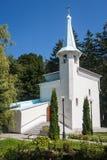 Chapel in Svetlogorsk, Kaliningrad region Royalty Free Stock Images