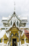 Chapel in Thai Temple Royalty Free Stock Photo