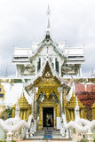 Chapel in Thai Temple Stock Photography