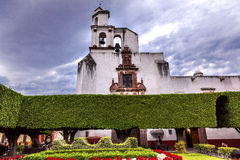 Chapel of Third Order Church San Miguel de Allende Mexico Stock Image
