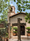 Chapel in Tlaquepaque,  Sedona, Arizona Royalty Free Stock Photography