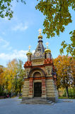 Chapel tomb of Paskevich, Gomel, Belarus Royalty Free Stock Photos