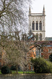 St John's college Royalty Free Stock Photo