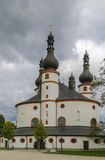 Chapel of the Trinity (Dreifaltigkeitskirche Kappl), Waldsassen, Stock Image