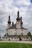 Chapel of the Trinity (Dreifaltigkeitskirche Kappl), Waldsassen, Stock Photography