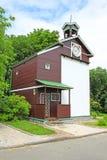 Chapel of  Trinity Monastery of St. Jonas, Kyiv, Ukraine Stock Images
