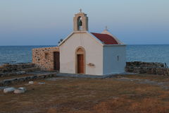 Chapel in twilight Royalty Free Stock Photo