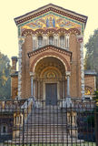 Chapel of villa pamphili in rome Royalty Free Stock Photography
