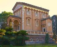 Chapel of villa pamphili in rome Royalty Free Stock Photo