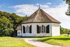 Chapel in Vitt Royalty Free Stock Photo