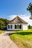 Chapel in Vitt Royalty Free Stock Photos
