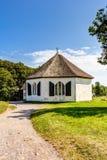 Chapel in Vitt Royalty Free Stock Photos