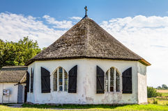 Chapel in Vitt Stock Image
