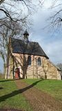 Chapel. In vlaamsbrabant Stock Image
