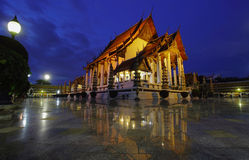 The Chapel of Wat Suthat Royalty Free Stock Photos