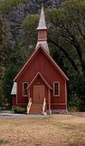 Chapel in Yosemite Stock Photos