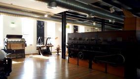 Chapelaria museum under den internationella museumdagen arkivfilmer
