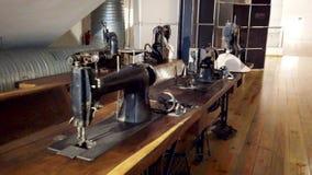 Chapelaria museum under den internationella museumdagen lager videofilmer