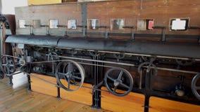 Chapelaria museum under den internationella museumdagen stock video