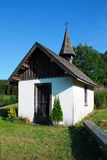 Chapell in the Black Forest near Raitenbuch, Germany Royalty Free Stock Photography