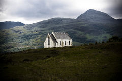 Chapelle écossaise Photos stock