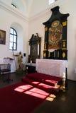 Chapelle photographie stock