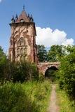 Chapelle. Alexander Park. Tsarskoye Selo. Russia. Stock Photography