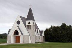 Chapelle américaine de pays Image stock