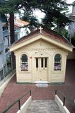 Chapelle of Aya Todori. In one of the islands of Istanbul Stock Photo