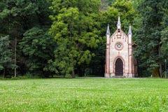 Chapelle catholique image libre de droits