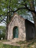 Chapelle chrétienne, Jablunkov Navsi, République Tchèque/Czechia Photographie stock libre de droits